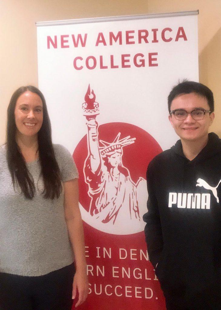 New America College Vietnam to Colorado